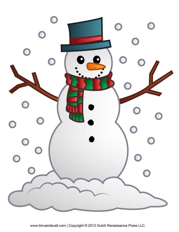 Snowman-Clipart