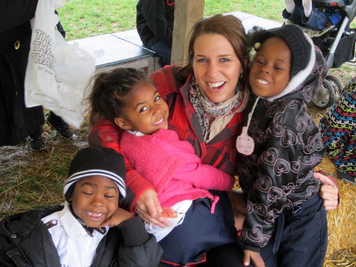 DCS Kindergarten Students Visit Wickman Farms